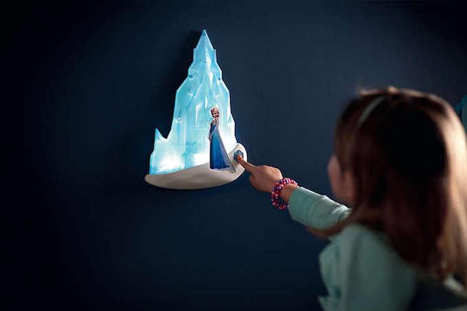 Arredare casa con la luce: applique da parete