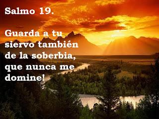 Resultado de imagen para Los cielos cuentan la gloria del Señor,  proclama el firmamento la obra de sus manos