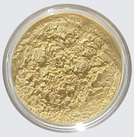 Gold Mineral Body Duster
