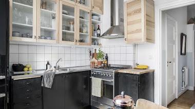 Cómo conseguir más espacio de almacenaje en tu cocina y mejorar su apariencia