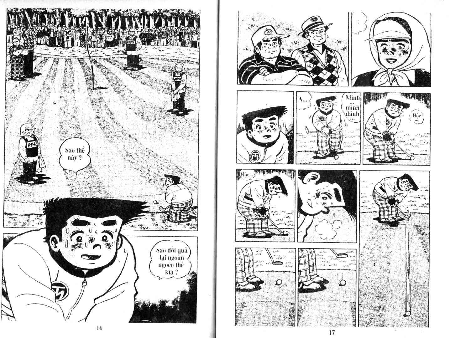 Ashita Tenki ni Naare chapter 41 trang 7
