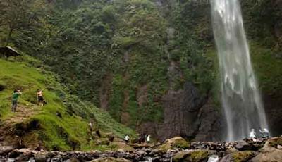 Curug Cimahi (Air Terjun Pelangi)