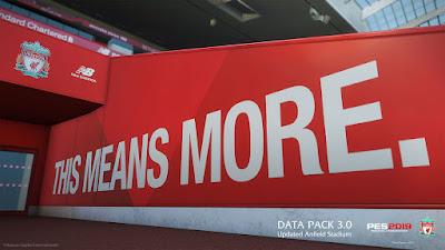 PES 2019 Official Datapack 3.00