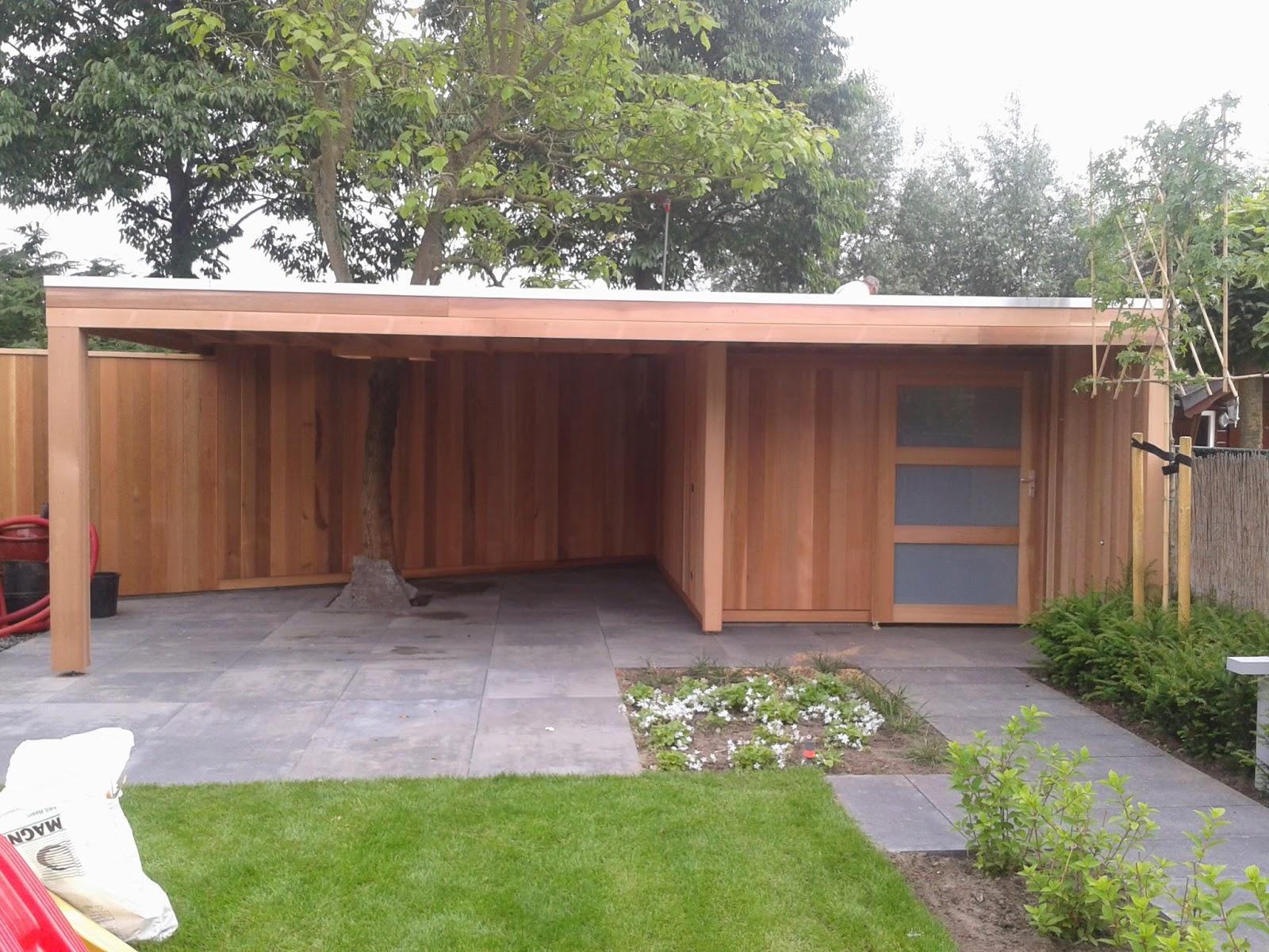 Tuinhuisjes en prieeltjes de 11 meest gevraagde tuinhuis modellen van 2014 - Moderne lounge stijl ...