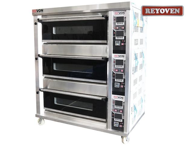 Harga Oven Deck Otomatis