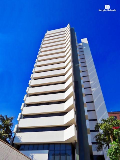 Vista ampla do Edifício Santa Luiza - Paraíso - São Paulo