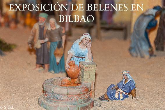 Exposicion de belenes en Bilbao