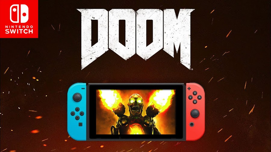 bethesda doom nintendo switch patch motion controls