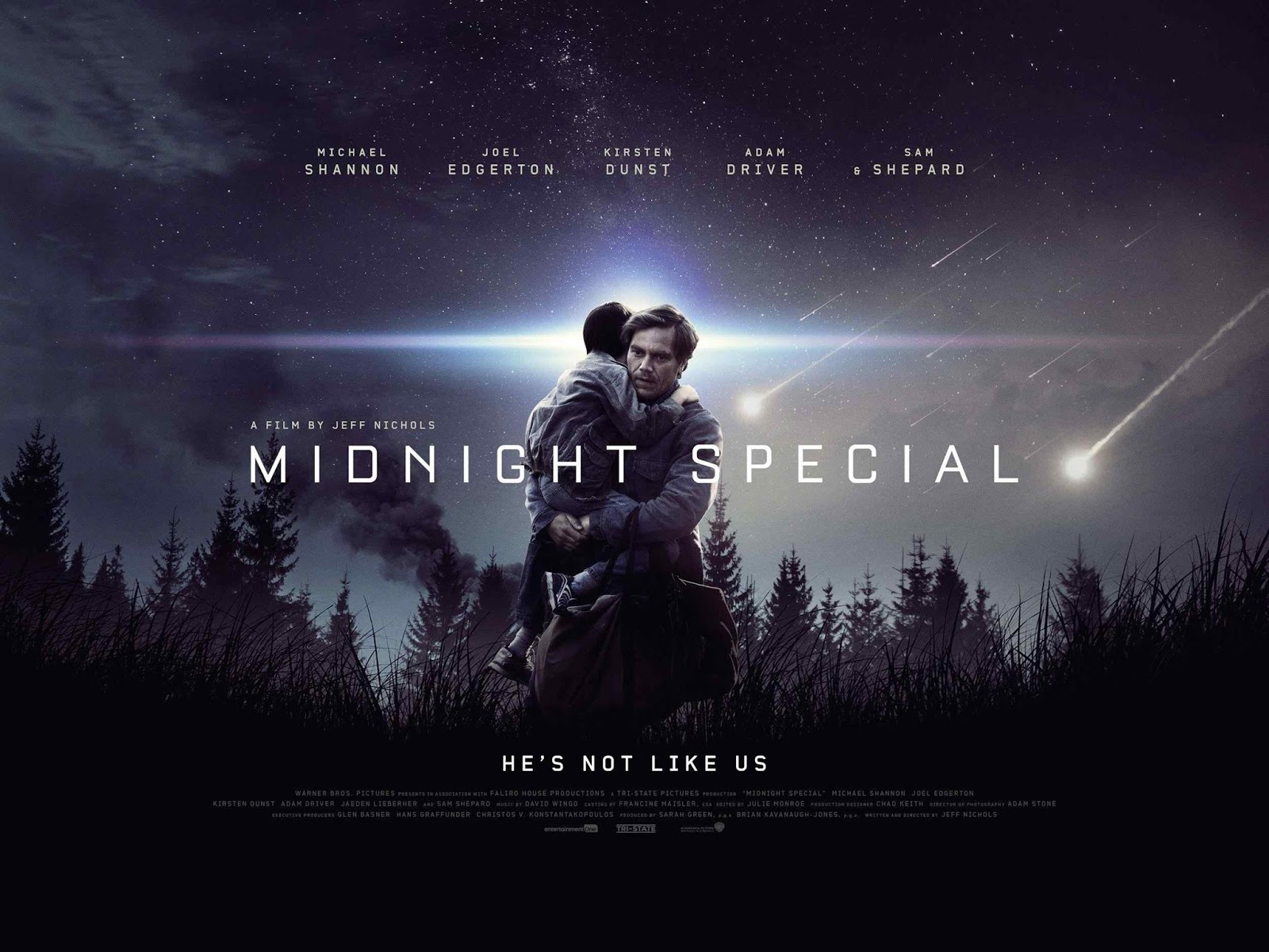 Midnight Special 2016 English Movie Download Free HD DVDrip