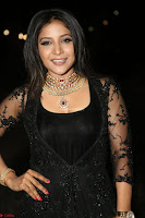 Sakshi Agarwal looks stunning in all black gown at 64th Jio Filmfare Awards South ~  Exclusive 134.JPG