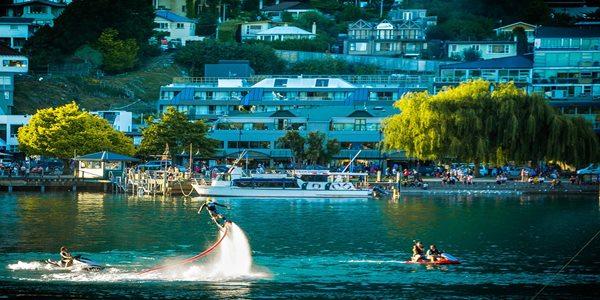 Queenstwon Selandia Baru