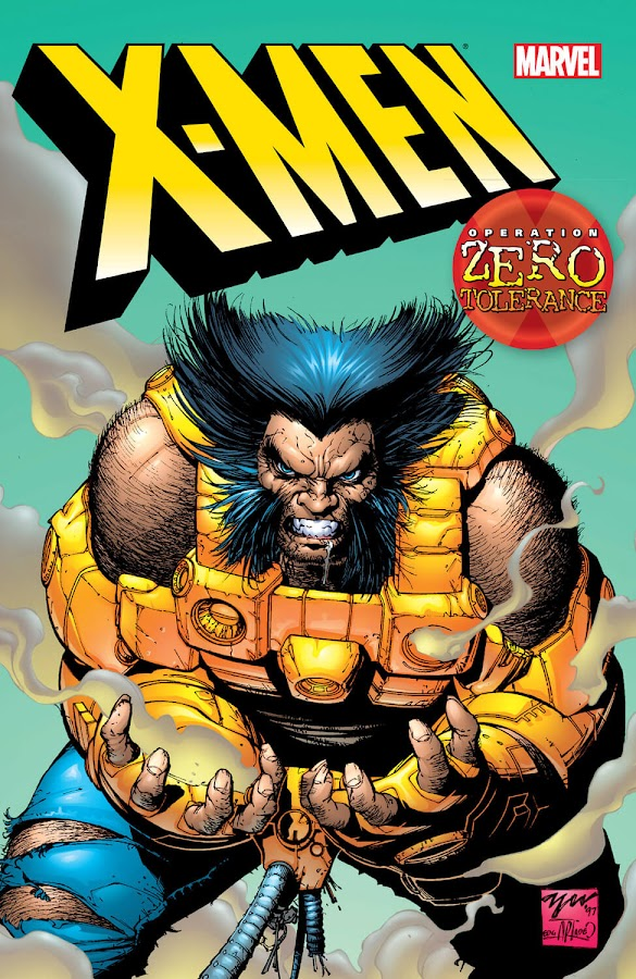 x-men operation zero tolerance comics