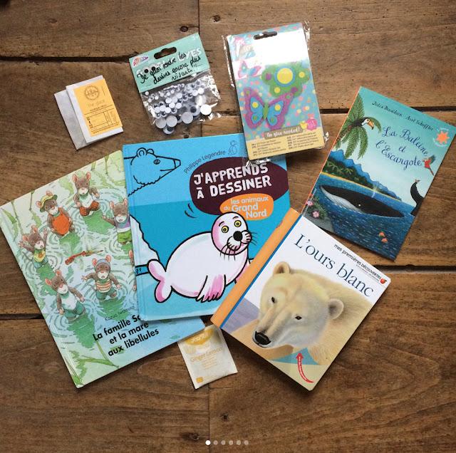 > La famille Souris et la mare aux libellules  > J'apprends à dessiner : Les animaux du Grand Nord  > La Baleine et l'Escargote  > L'ours blanc