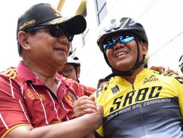 Prabowo: PKS tak Tinggalkan Gerindra Saat Susah