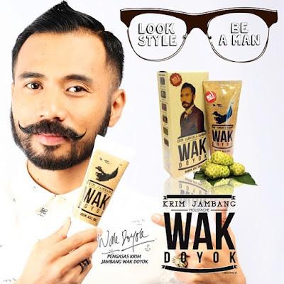 Image Result For Wak Doyok Penumbuh Jambang