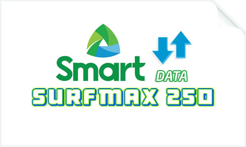 How to register SurfMax 250 Smart Bro promo