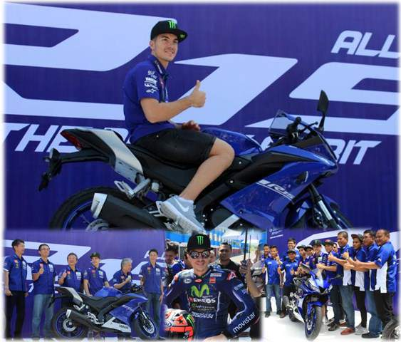 Maverick-Vinales-Meluncurkan-YZFR15-Live-in-the-racing-spirit