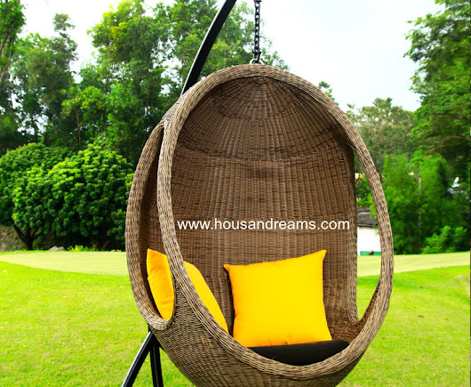 Excellent Quality Online Cane Hanging Chair