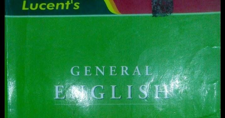 Lucent English Grammar Book