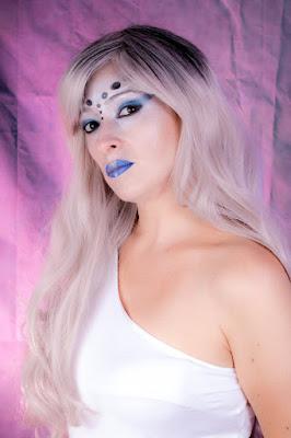 maquillaje-futurista
