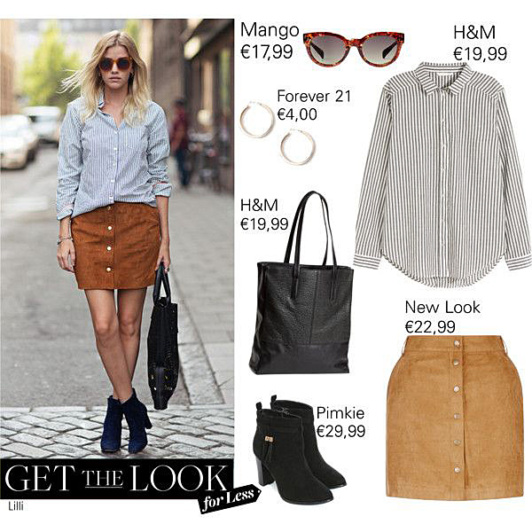 Get The Look - Elsa Ekman