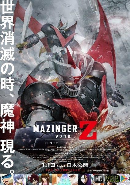Mazinger Z Movie- Infinity