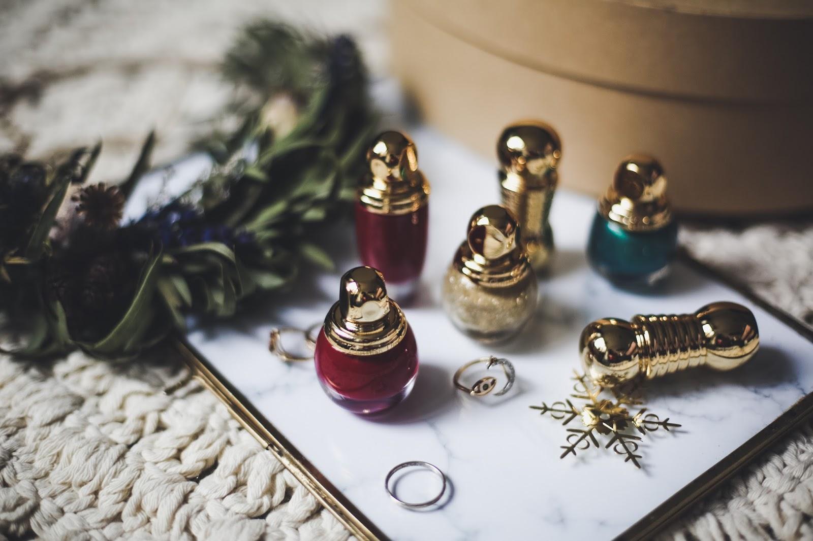 precious rocks dior collection fêtes noël