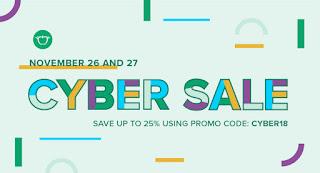 TPT Cyber Monday sale 2018
