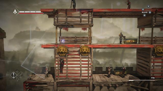 Assassin's Creed Chronicles: China Captura 3