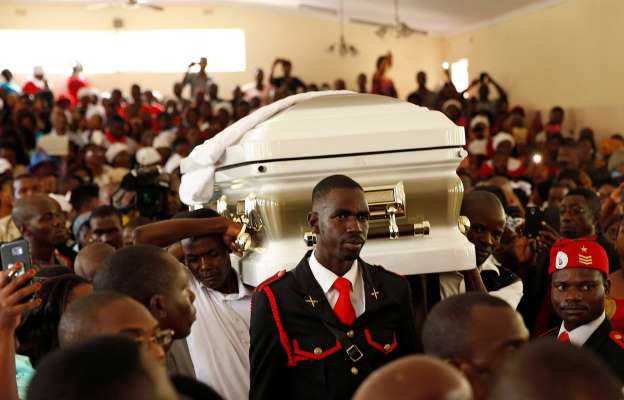 Zimbabwe opposition leader: Morgan Tsvangirai mourned in Harare