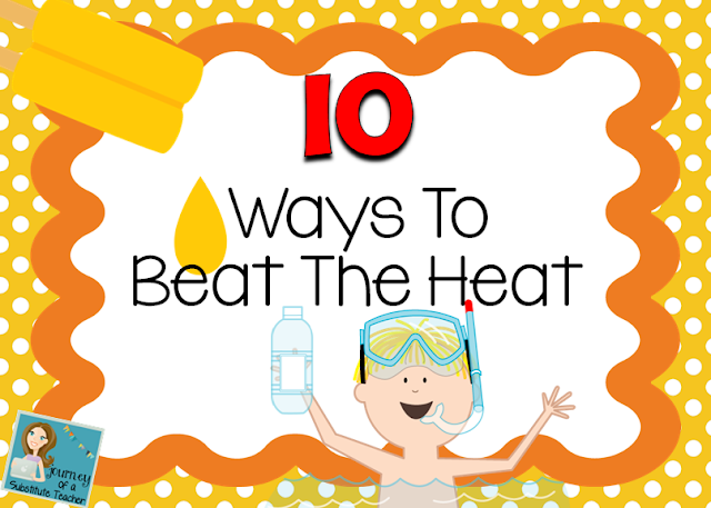 10 ways to beat the heat