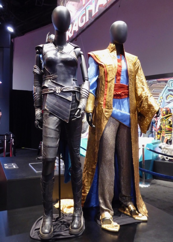Hollywood Movie Costumes and Props: Thor: Ragnarok's ...