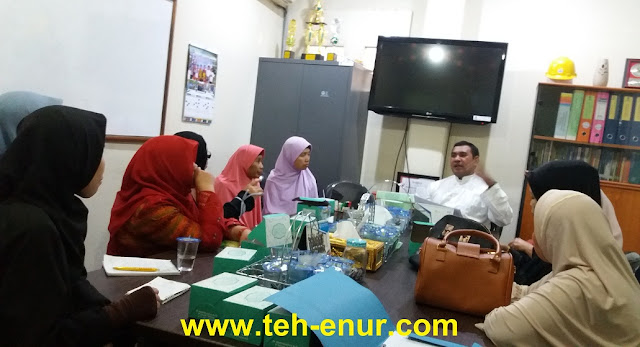 Pertemuan calon jemaah Umrah Daarut Tauhiid 2017