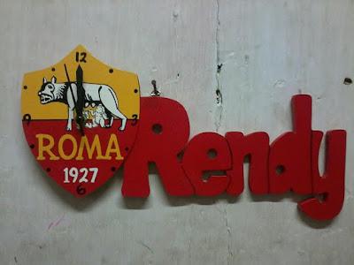 JAM DINDING AS ROMA