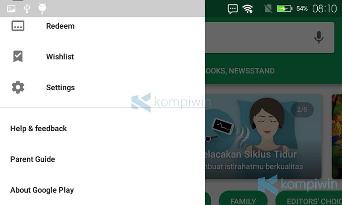 update aplikasi otomatis