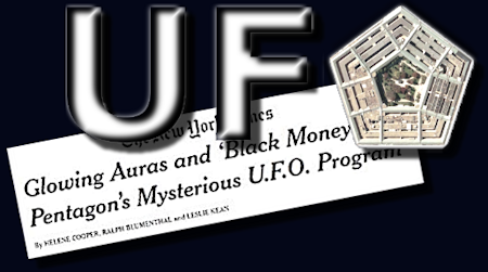 Ripping Open the Pentagon's Secret UFO Program