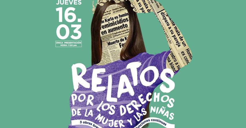 Presentan obra teatral sobre situación de los derechos de las niñas en el Perú