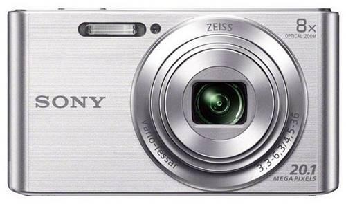 Ultra leves e prezando pela simplicidade, as câmeras digitais compactas são indicadas para o público em geral. A Cyber-Shot W830, da Sony, é uma delas