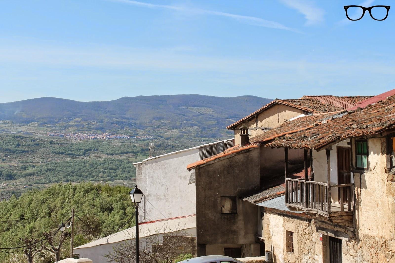Vistas Valle de Jerte