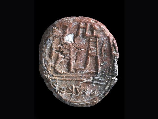 Israeli archaeologists find 2,700-year-old 'governor of Jerusalem' seal impression