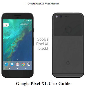Google Pixel XL User Manual PDF