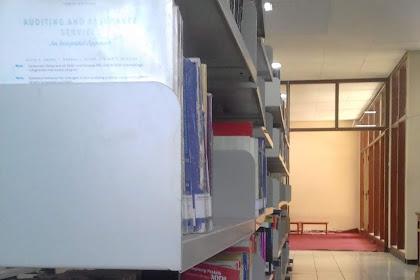 Kumpulan Gambar Buku di Perpustakaan