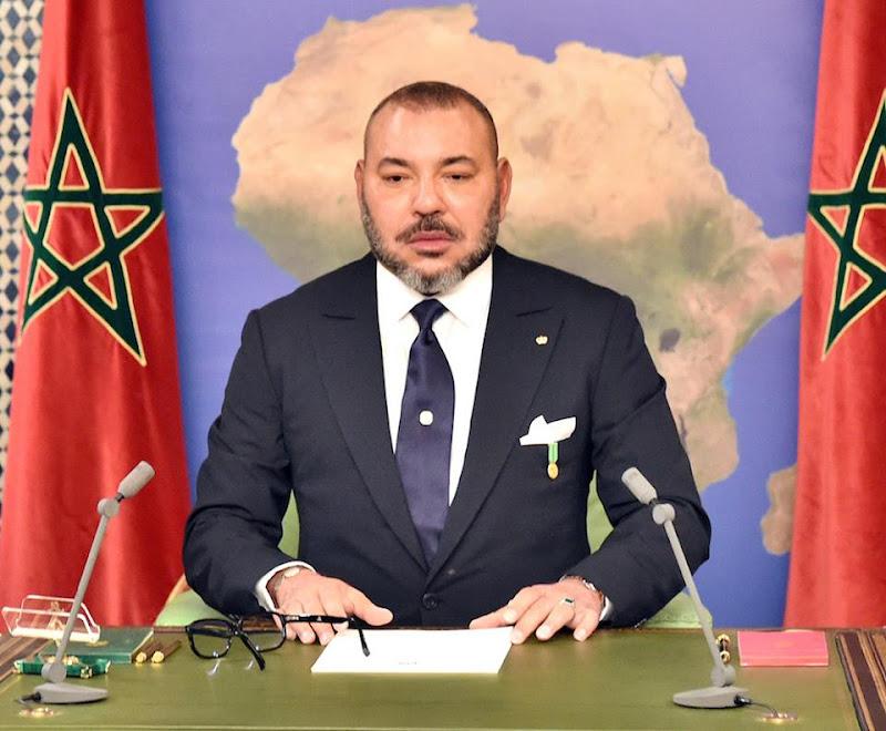 Mohammed VI prépare l'immense projet gazier avec le Nigéria.