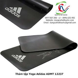 Thảm tập Yoga Adidas ADMT 12237