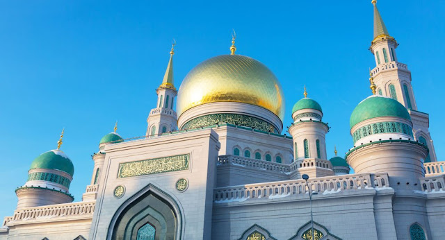 Apa perbedaan antara baik dan benar / masjid