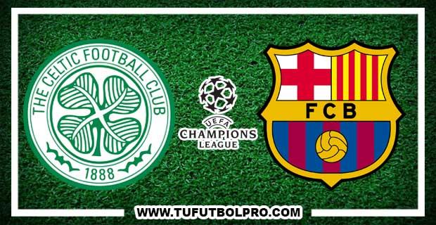 Ver Celtic vs Barcelona EN VIVO Por Internet Hoy 23 de Noviembre 2016
