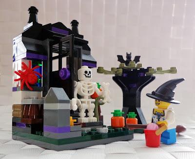 Trick or Treat Halloween Set