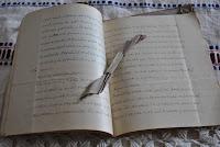 caiet cu retete vechi