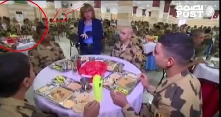 خطأ كارثي في تقرير لميس الحديدي عن الجيش المصري يكشف عن فضيحة كبرى