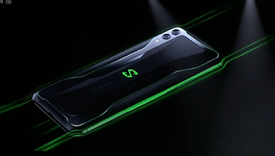 Xiaomi Ka Black Shark 2 Gaming Phone Backside Design